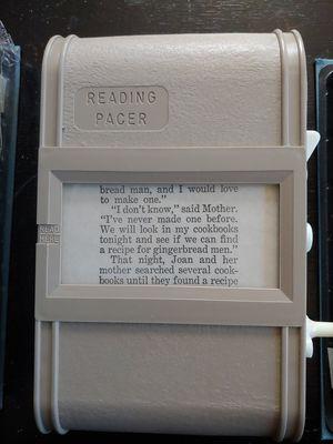 Reading pacer machine for Sale in Virginia Beach, VA