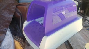 ScoopFree Ultra Automatic Cat Litter Box, Purple for Sale in Austin, TX