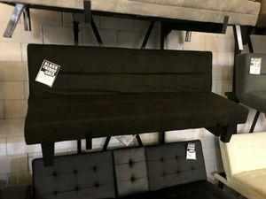 Black Futon for Sale in Dallas, TX
