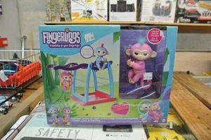Fingerlings 2 Monkey Play Set - 2 Monkeys + Monkey Bar/Swing for Sale in Mesa, AZ