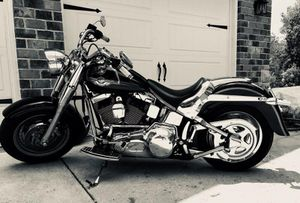 Harley Davidson Fatboy Anniversary Edition for Sale in St. Peters, MO