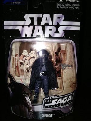 Star Wars Saga Collection EP IV Garindan. for Sale in Dallas, TX