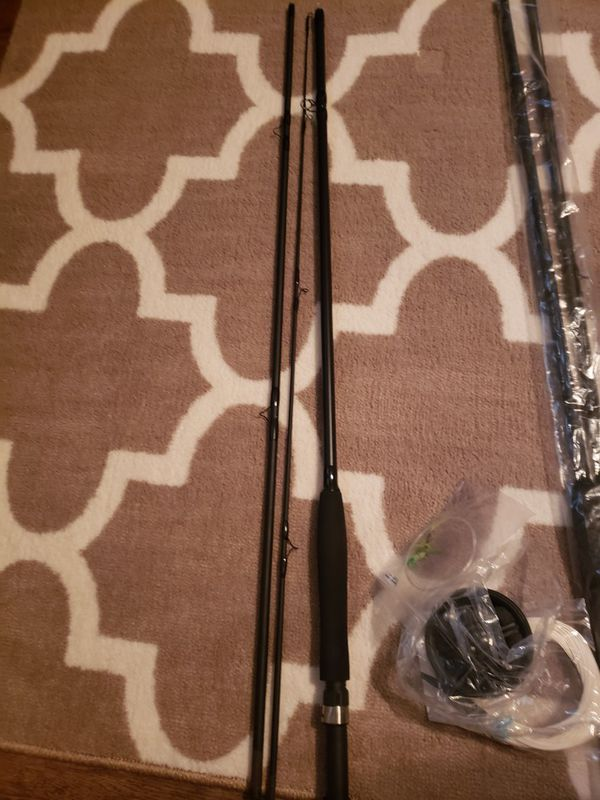 Wakeman fly fishing rod brand new