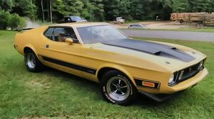 1973 ford mustang Mach1 for Sale in Amelia Court House, VA