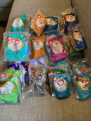 McDonalds mini beanie babies for Sale in Puyallup, WA
