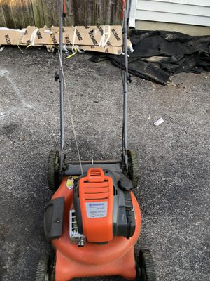 "husqvarna 21"" lawn mower for Sale in Obetz, OH"