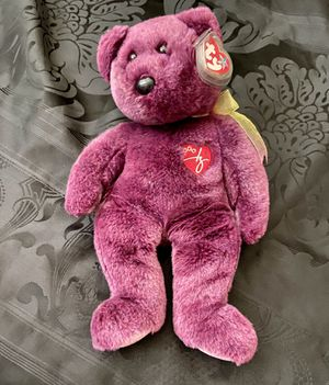 Beanie Baby 2000 Signature Bear ..NEW with tags! for Sale in Brea, CA