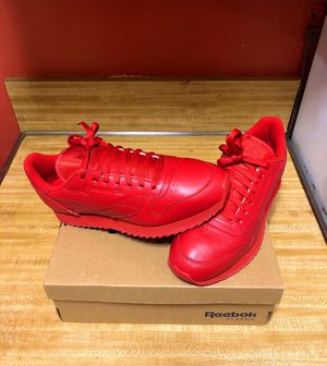 Reebok all red size 9.5 for Sale in New York, NY