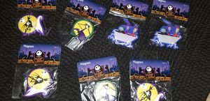 "Nightmare before Christmas different characters 2.5"" magnets each $8 for Sale in Sacramento, CA"