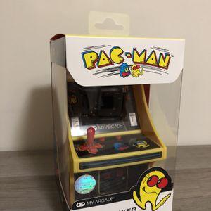 MyArcade Micro Player Retro Arcade Pac-Man for Sale in Miami, FL