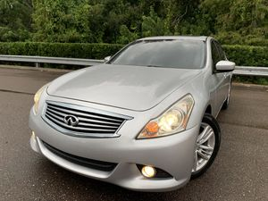 INFINITI G37 JOURNEY 2011 ! LIKE NEW ! WE FINANCE ! for Sale in Tampa, FL