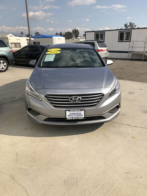 2016 Hyundai Sonata for Sale in Bloomington, CA