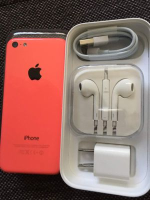 iPhone 5c just like NEW with EXCELLENT CONDITION for Sale in Fort Belvoir, VA