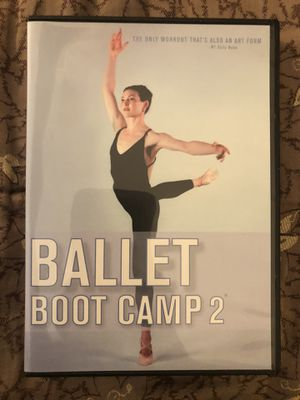 Ballet Bootcamp 2 Workout By Capezio for Sale in Miami, FL