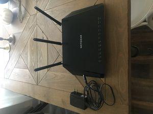 Nextgear nighthawk smart wifi router for Sale in Fresno, CA
