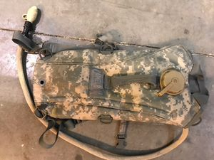 authentic US Army issue Hydration backpack for Sale in Spring Hill, FL