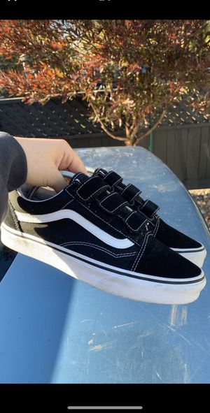 Velcro Vans Size 9 for Sale in San Leandro, CA