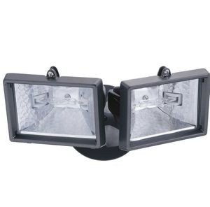 Lithonia Lighting 2-Lamp Bronze Outdoor Flood Light for Sale in Kissimmee, FL
