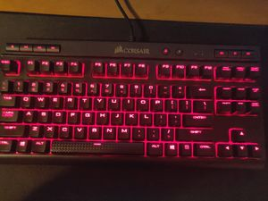 Corsair k63 cherry mx red for Sale in Parkersburg, WV