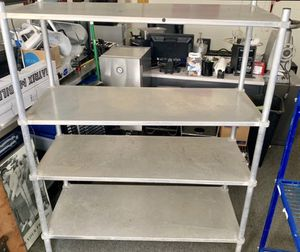 """Aluminum rack 48""""x19""""x60"""" for Sale in Sterling Heights, MI"""