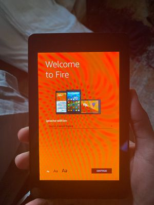 Amazon fire kindle for Sale in Portland, OR
