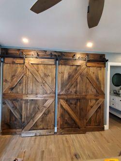 Barn Doors For Sale for Sale in Baldwin Park,  CA