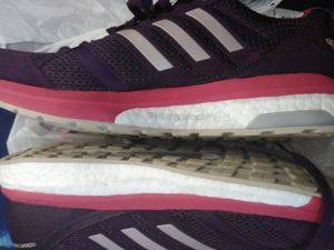 Adidas Boost Women size 9 CLEAN like NEW STRONG SOLE Continental Rubber for Sale in Austin, TX