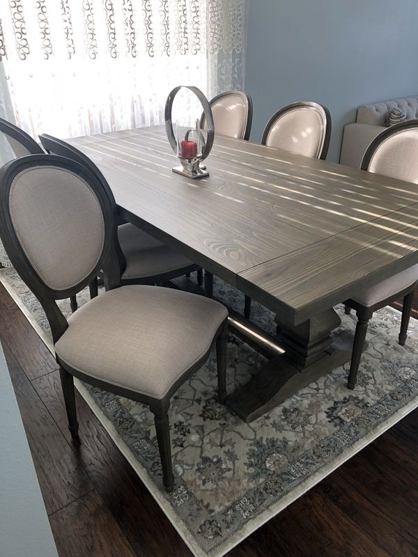 7 Piece Dining Set For Sale In Newcastle Wa Offerup