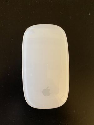 Apple Magic Mouse-Wireless-Silver for Sale in Sacramento, CA