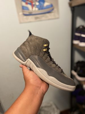 Jordan 12 dark gray for Sale in Fairfax, VA