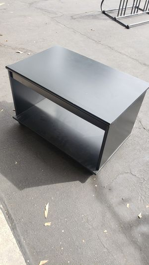 Small TV lcd bookcase shelf cart stand for Sale in Long Beach, CA
