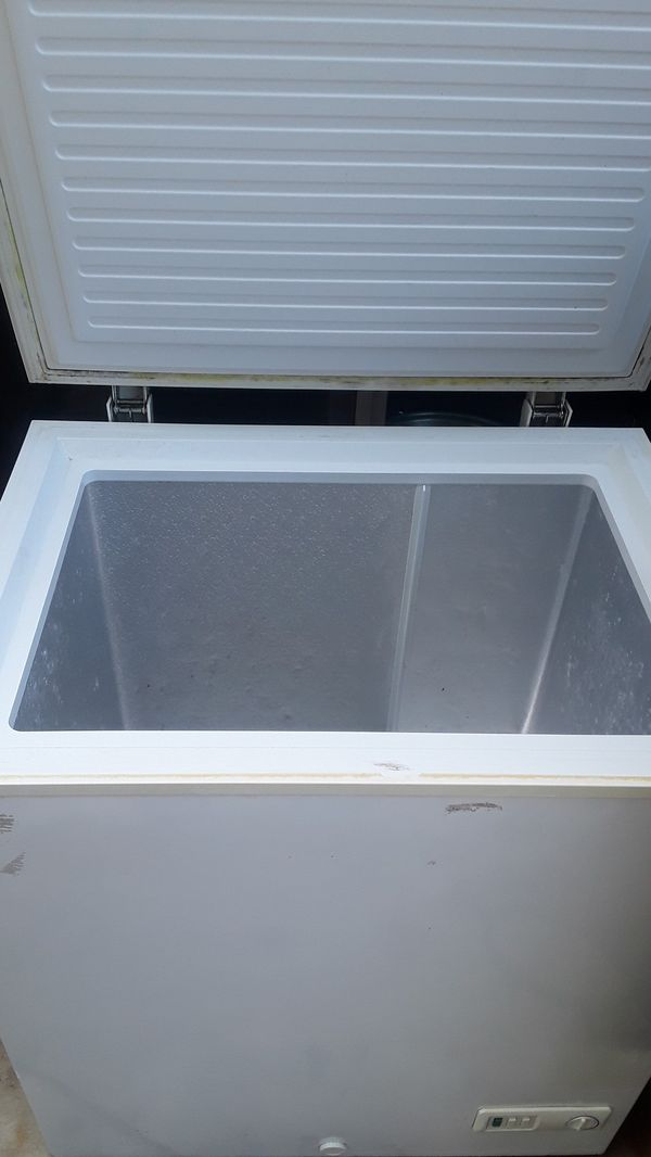 Freezer and small refrigerator for sale