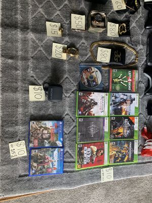 Xbox 360 games and Ps4 games for Sale in Nashville, TN