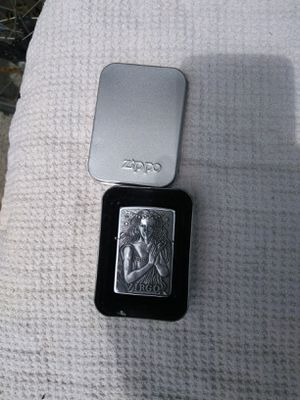 Virgo zippo lighter for Sale in Olympia, WA