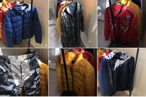 MK, GUESS, FUR HOODIE, TRENCH CAMO COAT, ETC for Sale in Silver Spring, MD