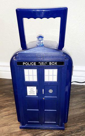 Doctor Who Blue police Tardis mini fridge for Sale in Chandler, AZ