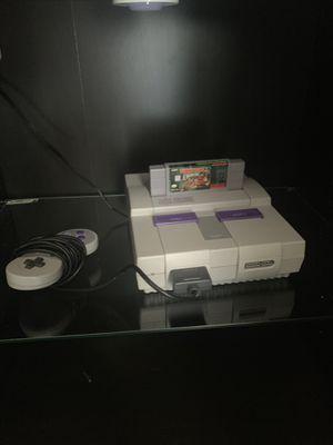 Super Nintendo for Sale in Houston, TX