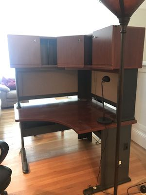 Desk with hutch for Sale in San Francisco, CA