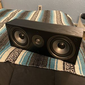 Polk Audio CS1 Center Channel Speaker - New in Box for Sale in Portland, OR
