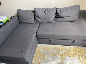 IKEA Gray Couch *Broken Arm* for Sale in St. Louis, MO