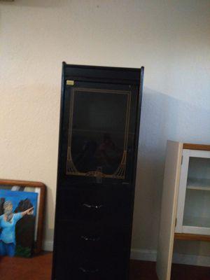 Black display case for Sale in Fremont, CA