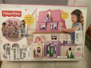 Fisher Price doll house BRAND NEW for Sale in McLean, VA