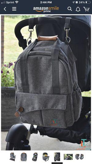 Laguna Tide Travel Diaper Backpack for Sale in Queen Creek, AZ