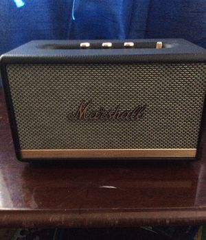 Marshall Bluetooth speaker for Sale in Westminster, CA