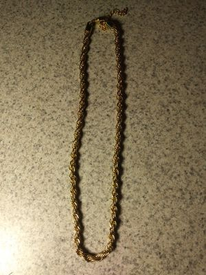 14K GOLD ROPE CHAIN for Sale in Mesa, AZ