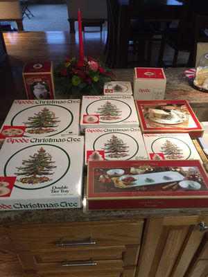 Spode Christmas Dishes for Sale in Tacoma, WA
