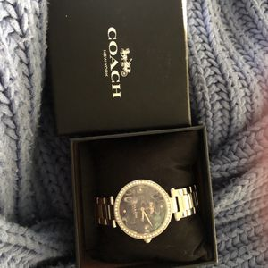Women's Coach watch 34mm Retail$295 for Sale in Los Angeles, CA
