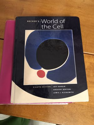 Becker's World if the Cell textbook for Sale in Pike Road, AL