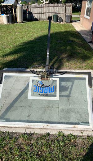 NBA basketball hoop for Sale in Apopka, FL