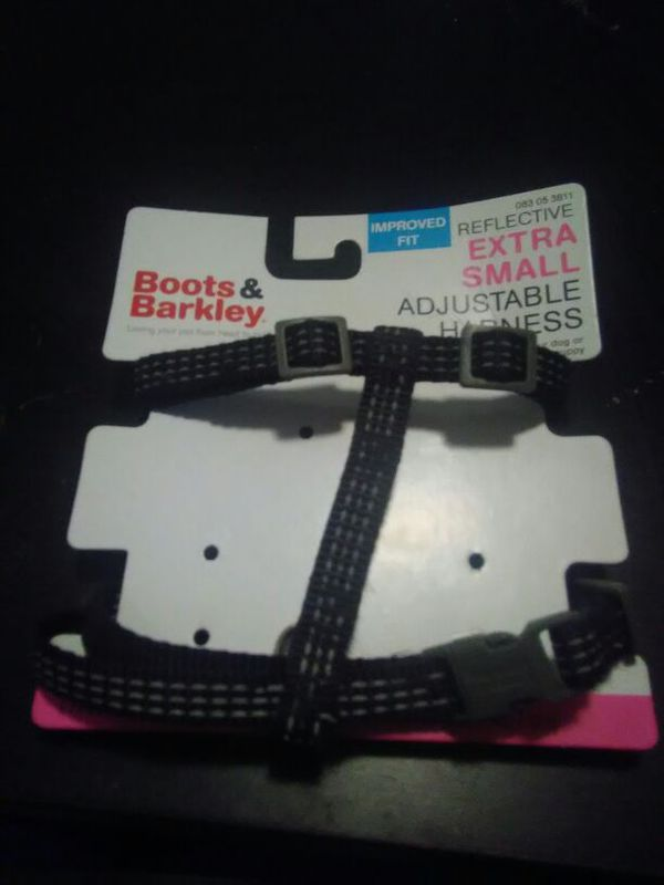 Extra Small Harness Adjustable